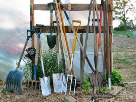 Необходимый садовый инвентарь каждого садовода